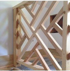fretwork railing
