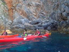 Murter is perfect location for some sea kayaking #lobagolabnb #lobagolaadventure #mediterra #croatia #outdoor #adventure #balkan #nature #naturalpark #trekking #cycling #freeclimbing #seakayaking #canyoning #lovenature #visitcroatia #plitvicelakes #paklenica #kornatiislands #velebit #citybreak #microadventure