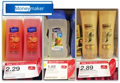 $2.33 Moneymaker on Suave Kids Body Wash at Target! - The Krazy Coupon Lady