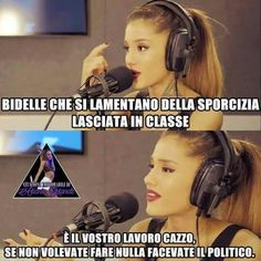 Funny Test, Funny Jokes, Funny Photos, Funny Images, Ariana Grande Meme, Classic Memes, Italian Memes, Dont Forget To Smile, Funny Scenes