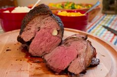 How to Cook a Top Sirloin Beef Roast - Recipe and Instructions - Roasts! - How to Cook a Top Sirloin Beef Roast – Recipe and Instructions Top Sirloin Roast Recipe, Best Roast Beef, Sirloin Tips, Top Sirloin Steak, Roast Beef Recipes, Cooking Yellow Squash, Cooking A Roast, Cooking Bacon, Good Roasts