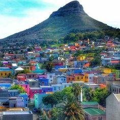 Signal Hill, Cape Town SA #AfricaTravelCapeTown