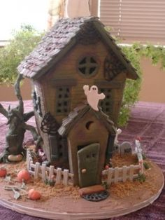 Check out our Top Haunted House Cakes! Luckily, you can enjoy these spooky sweets from the safety of your own home.