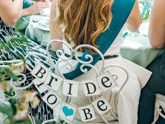 The Ultimate Bridal Shower Game Guide | Photo by: Luminaire Images | TheKnot.com