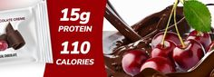Best Tasting Protein Bars   Ca.BuiltBar.com Chocolate Covered Cherries, Chocolate Cherry, Chocolate Cream, Love Chocolate, Chocolate Flavors, Protein Bar Brands, Best Tasting Protein Bars, Chocolate Calories, Mounds Bar
