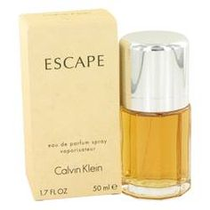 Escape Perfume by Calvin Klein 50 ml Eau De Parfum Spray