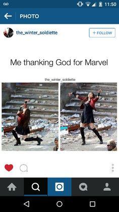 True story. | Scarlet Witch / Marvel / funny