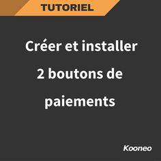 [CITATIONS] Créer et installer 2 boutons de paiements #Citations #Ecommerce #E-commerce #Kooneo #Boutonspaiement #Boutondepaiement #Paiementenligne : http://help.kooneo.com/article/273-creer-installer-boutons-paiements https://www.instagram.com/p/BKi6ZywhljpJZ-s9Fg6c3GovJlfBHdAF-Wowxs0/