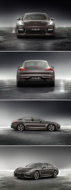 The S promise: greater power, greater sportiness and greater strength. It's a promise also kept by the new Panamera Turbo S. Learn more: http://link.porsche.com/panamera?/pc=97048PINGA *Combined fuel consumption in accordance with EU 5: 10,7 - 3,1l/100km; CO2-emission: 249-71 g/km