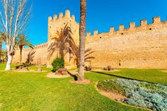 Alcúdia Walls. Majorca. Spain  Pic from Can Simó Hotel in Alcúdia. http://cansimo.com