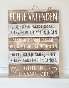 Qoutes, Funny Quotes, Dutch Quotes, Wood Spoon, Texts, Letters, Feelings, Friends, 10 Years