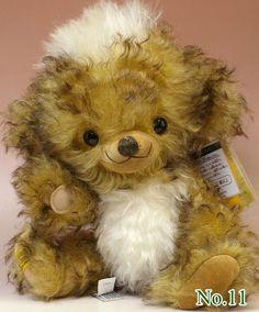 2013年世界限定パンキーラグドラッセル25cmテディベア Little Girls, Childhood, Bunny, Teddy Bear, Bird, Dolls, Animals, Collection, Baby Dolls