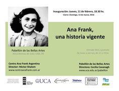 Ana Frank, una historia vigente | LITERARIAS | Por Gabriela Mariel Arias Ecards, Memes, February 11, Entryway, Invitations, Historia, E Cards, Meme