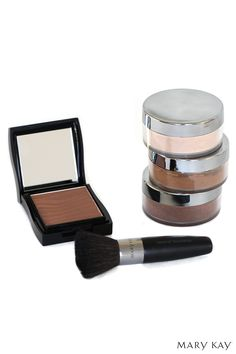 Tanning has never been easier...or safer. Bronze up with Mary Kay® Bronzing Powder for a sun-kissed Spring face. http://www.marykay.com/lisabarber68  Call or text 386-303-2400