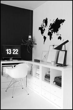 Los hogares que habitamos: La silla Eames Plastic Chair DSR