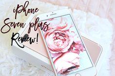 iPhone 7 plus rose gold review! - Milk Bubble Tea
