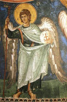 Byzantine Icons, Byzantine Art, Religious Paintings, Religious Art, Fresco, Religion, Art Icon, Orthodox Icons, Tempera