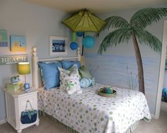 Girls' Rooms; How about a tree like this for C's room?