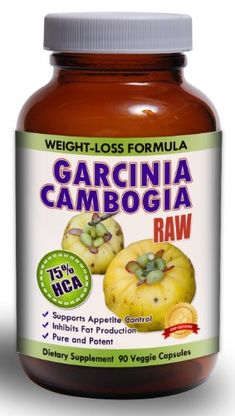 Pure Garcinia Cambogia Extract RAW ™ 75% HCA « Weight Loss AZTips Weight Loss AZTips