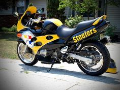 Motorcycles and Football Sunday! - Anything 2 Wheels Motor Bike ...