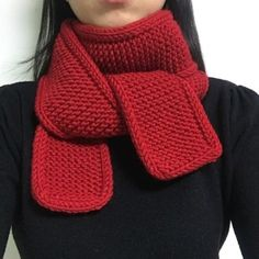 스퀘어 아이코드 엣징 쁘띠목도리 (서술도안 / 동영상설명) : 네이버 블로그 Crochet Shawl, Knit Crochet, Neck Warmer, Diy And Crafts, Stitch, Knitting, Fabric, Sweaters, How To Wear