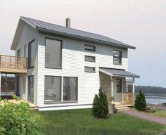 Kuura 152 Exterior, Outdoor Decor, Home Decor, Decoration Home, Room Decor, Outdoor Rooms, Home Interior Design, Home Decoration, Interior Design