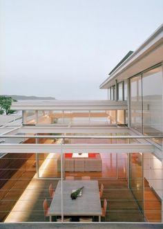 Arhitectura cu pavilioane de sticla (2)