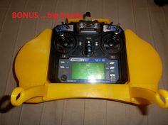 Transmitter Tray  FLYSKY i6 or TURNIGY i6  3D Printing 112475