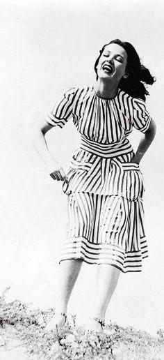 Gene Tierney - 1940's