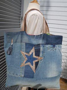 Le sac en jean's, un indémodable