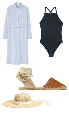 How to Get a Whole New Holiday Wardrobe for Less Than £250 via @WhoWhatWearUK