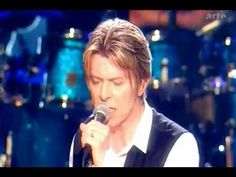"""David Bowie """"Heroes"""" Live at the Paris Olympia 2002 