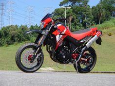 Yamaha XT660R Supermoto | Polaco Motos - Preparações e Customização
