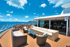 Cruise in luxury to the most fascinating destinations in French Polynesia and the South Pacific,enjoying a kind of exclusivity and personal attention only made possible by the ship's intimate size.