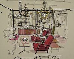 Lucinda Rogers_furniture shop, Redchurch St. London
