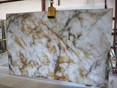 MOSCOVITA-ORO-LIGHT quartzite slab -600