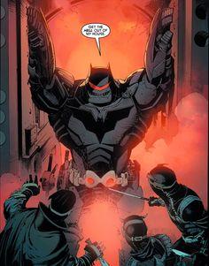 Bruce Wayne - ''Court of Owls'' Armor