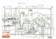 「アニメ レイアウト」の画像検索結果