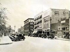 South Side Downtown Square, El Dorado, aR