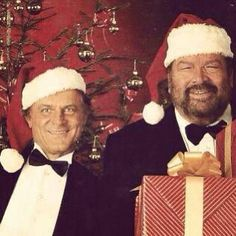 Merry Christmas Bud Spencer & Terence Hill