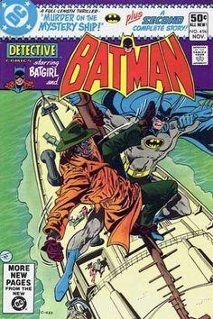 Batgirl - Batman - Mast - Jim Aparo