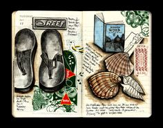 Moleskine0005_070418 IF Travel | My captures: New reefs from… | Flickr