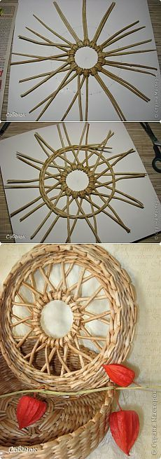 * Newspaper Basket, Newspaper Crafts, Willow Weaving, Basket Weaving, Diy Paper, Paper Art, Fun Crafts, Diy And Crafts, Paper Weaving