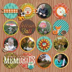 Autumn memories - Sweet Shoppe Gallery