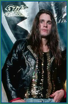 A very young and handsome ozzy Rock And Roll Bands, Rock Bands, Ozzy Osbourne Family, Ozzy Osbourne Quotes, Ozzy Osbourne Black Sabbath, Gus G, Black Label Society, Heavy Rock, Judas Priest