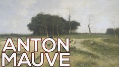 Anton Mauve: A collection of 48 paintings (HD)