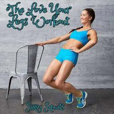 The Love Your Legs Workout: Sissy Squat - I did these... They work well.  I need to do them more to see results.