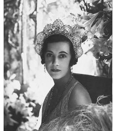 Loelia, Duchess of Westminster by Cecil Beaton, 1920s