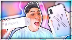 RiceGum - How I Got The New iPhone X / iPhone 8 Early http://iphonexfree.net/23393/ #iphonexunboxing,