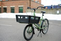 Lovely Bicycle!: Civia Halsted: the Compact Basket Bike